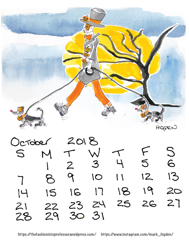 october_2018_calendar